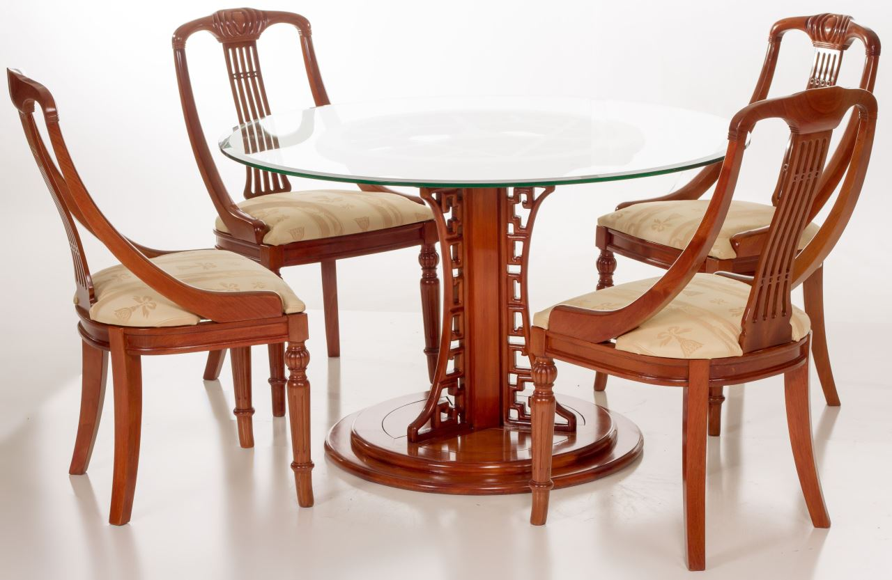 Far Eastern Furnishings Solidwood Oriental Chinese